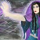 Goddess Hekate by TriciaDanby