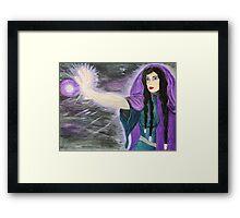Goddess Hekate Framed Print