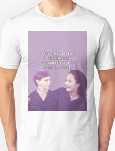 Cristina and Meredith goodbye T-Shirt