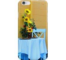 Cozy Table For Two iPhone Case/Skin