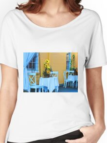 Cozy Table For Two Women's Relaxed Fit T-Shirt
