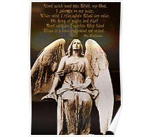 St. Columba's Prayer Poster