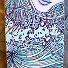Caught A Lite Breeze- Skateboard Deck by Sarah ORourke