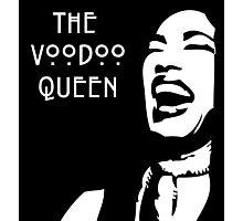 Voodoo Queen Stencil Photographic Print
