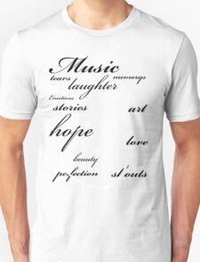 Guitar Two T-Shirt