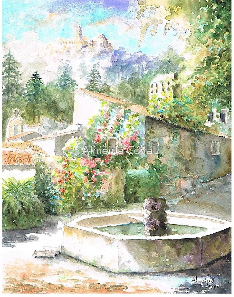 convento dos capuchos by Almeida Coval