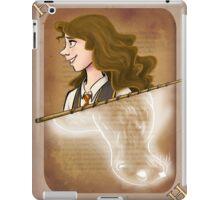 Hermione Granger Playing Card iPad Case/Skin