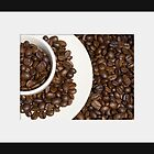 Coffee circles by MelaB
