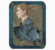 Remus Lupin Playing Card T-Shirt