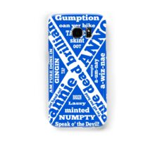Scottish slang and phrases Samsung Galaxy Case/Skin