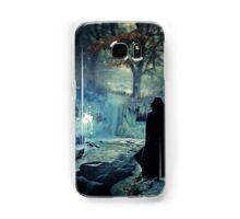 The Silver Doe BIG/Harry Potter Samsung Galaxy Case/Skin