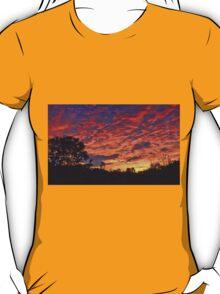 """""""Burning Sky"""" T-Shirt"""
