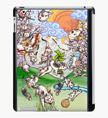 Okamiden Gods iPad Case/Skin