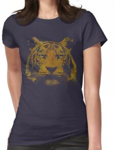 Le Tigre (Dark Shirt) Womens Fitted T-Shirt