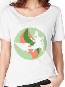 Mega Charm Mega Sceptile Women's Relaxed Fit T-Shirt