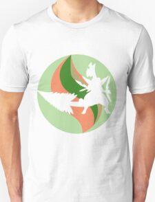 Mega Charm Mega Sceptile Unisex T-Shirt
