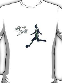 DARE TO ZLATAN 3 T-Shirt