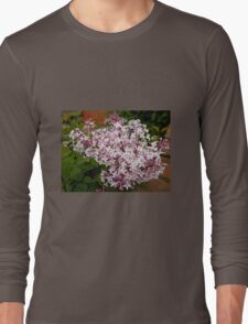 Pretty Pink Blossoms Long Sleeve T-Shirt