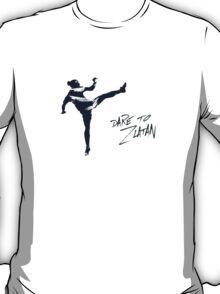 DARE TO ZLATAN 4 T-Shirt