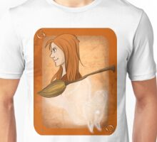 Ginny Weasley Playing Card Unisex T-Shirt
