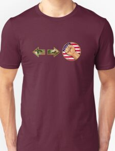 sonic boom - Guile Unisex T-Shirt