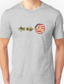 sonic boom - Guile T-Shirt