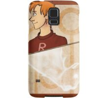 Ron Weasley Playing Card Samsung Galaxy Case/Skin