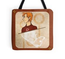 Ron Weasley Playing Card Tote Bag