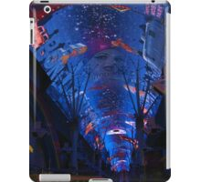 LAS VEGAS Freemont Experiance The Biggest Screen On The Planet - PILLOWS AND OR TOTE BAGS iPad Case/Skin