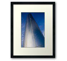 Reach on up Framed Print