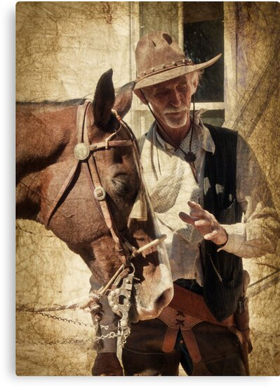 Lee and Dusty by Linda Gregory