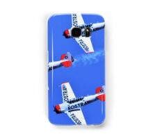 Air Show Samsung Galaxy Case/Skin