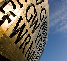 The Wales Millennium Centre by Andy Mulley