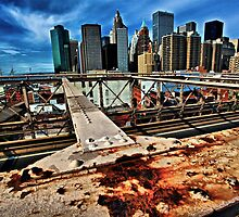 Brooklyn Rust by Ken Yuel