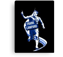 SUPER FRANK Canvas Print