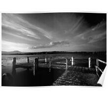 Primbee Point - Lake Illawarra Poster