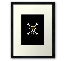 WHY JOIN THE NAVY WHEN YOU CAN BE A PIRATE? Framed Print