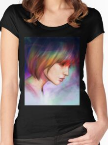 Max Women's Fitted Scoop T-Shirt