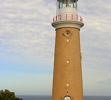 """""""Cape du Couedic Lighthouse, Kangaroo Island"""" by Gail Mew"""