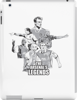 The Arsenal's Legends by elangkarosingo