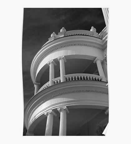 Charleston Architecture  Poster