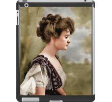 Billie Burke, Washington D.C. 1908 iPad Case/Skin