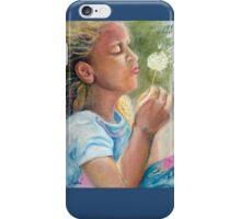 Dandelion Wishes iPhone Case/Skin