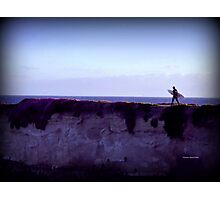 I'm Going Surfing! Photographic Print