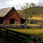 Leiper's Fork Farm by Karen  Helgesen