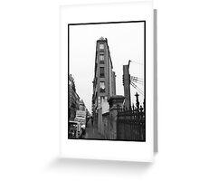 rue Stephenson (Art Card) Greeting Card