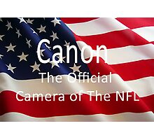 King of The NFL Photographic Print