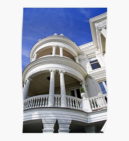 Charleston Architecture Series Poster