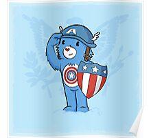 Captain  Americare Poster