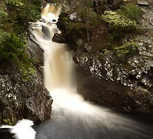 falls of bruar by codaimages
